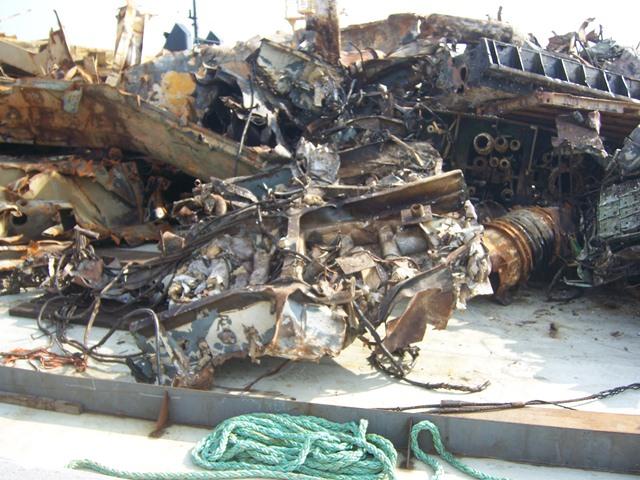 Rokia Delmas Ship Dismantling