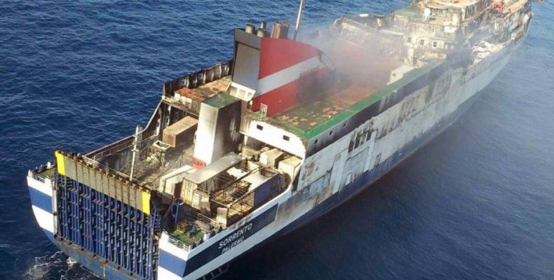 Sorrento Ship Dismantling