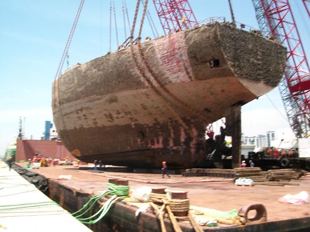 New Flame Ship Dismantling company
