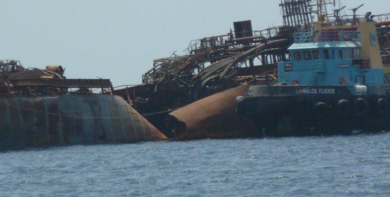 Stolt Valor Ship breaking