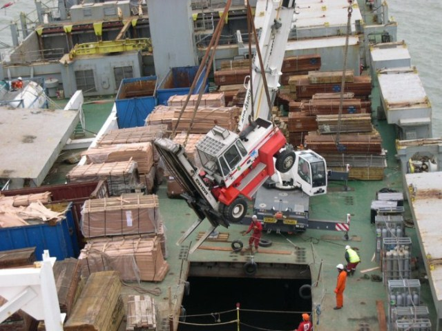 Ship Cargo Solutions
