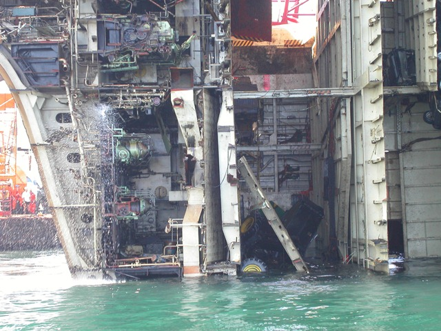 Ship Dismantling Belgium