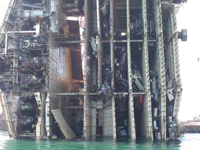 Ship Dismantling company belgium
