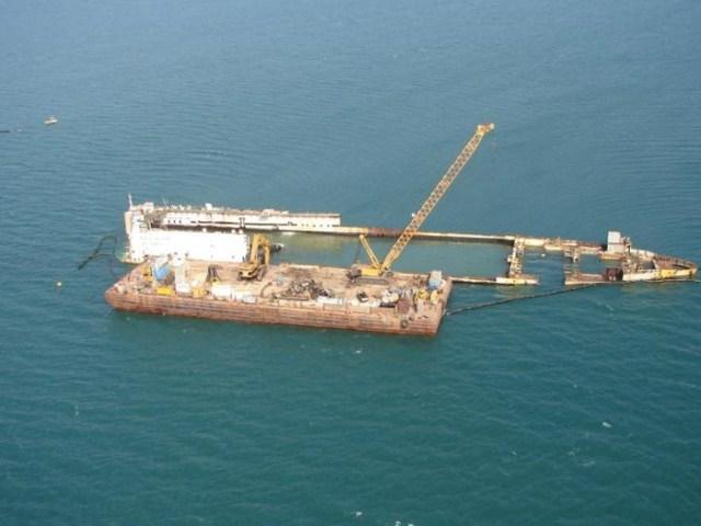 Soenen Ship Dismantling