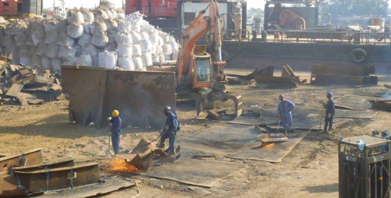 AMURIYAH Ship Dismantling