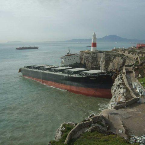 Fedra Ship dismantling