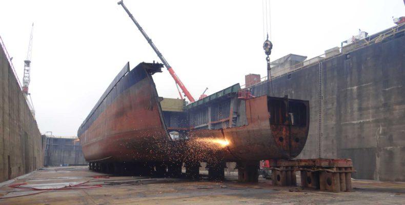 Soenen Ship Dismantling Hilde G