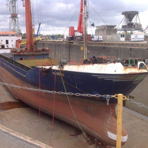 Hilde G Ship Dismantling