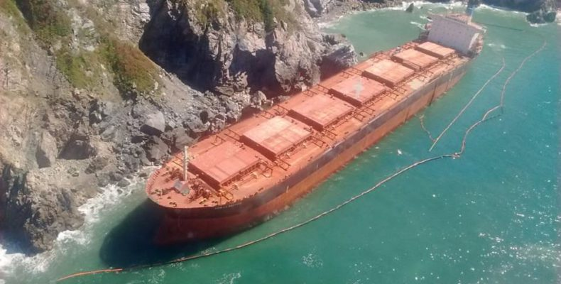 Los Lanitos Ship Dismantling