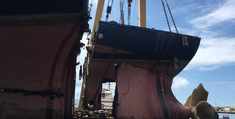 TS Taipei Ship Dismantling