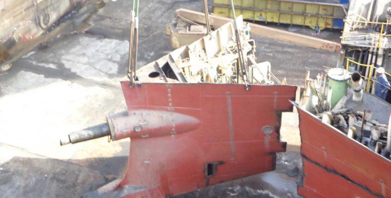 Stolt Valor Soenen Ship dismantling