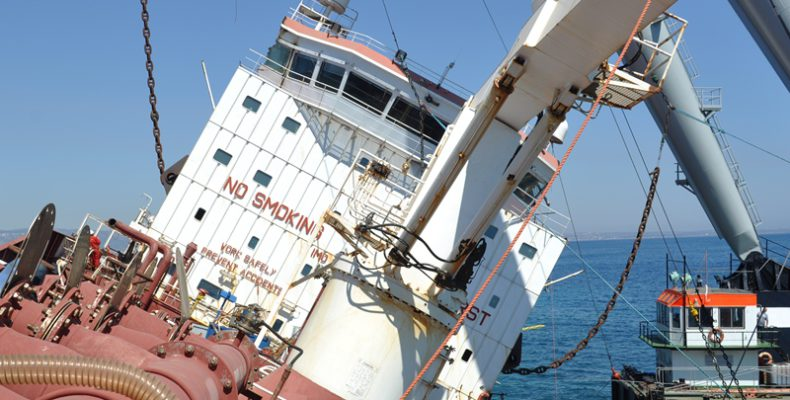 Gelso M Ship Dismantling