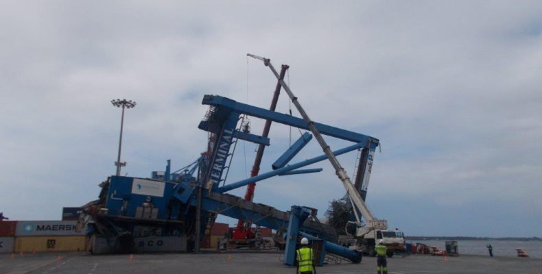 Gantry Crane P1